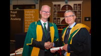 Professor Paolo Bartoloni is the new member of the Royal Irish Academy